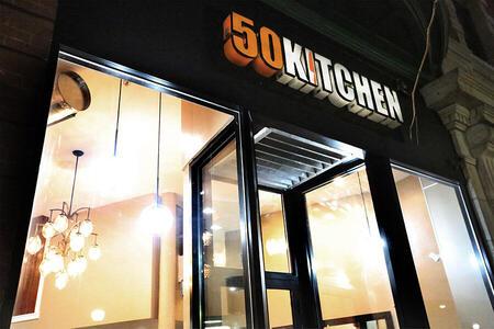 50 Kitchen restaurant opens in Dorchester
