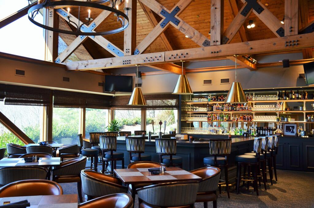 Champion Hills Country Club Private Dining Room Design