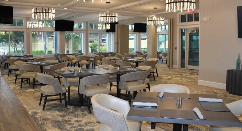 Colonial Country Club Unveils Newly Renovated Clubhouse