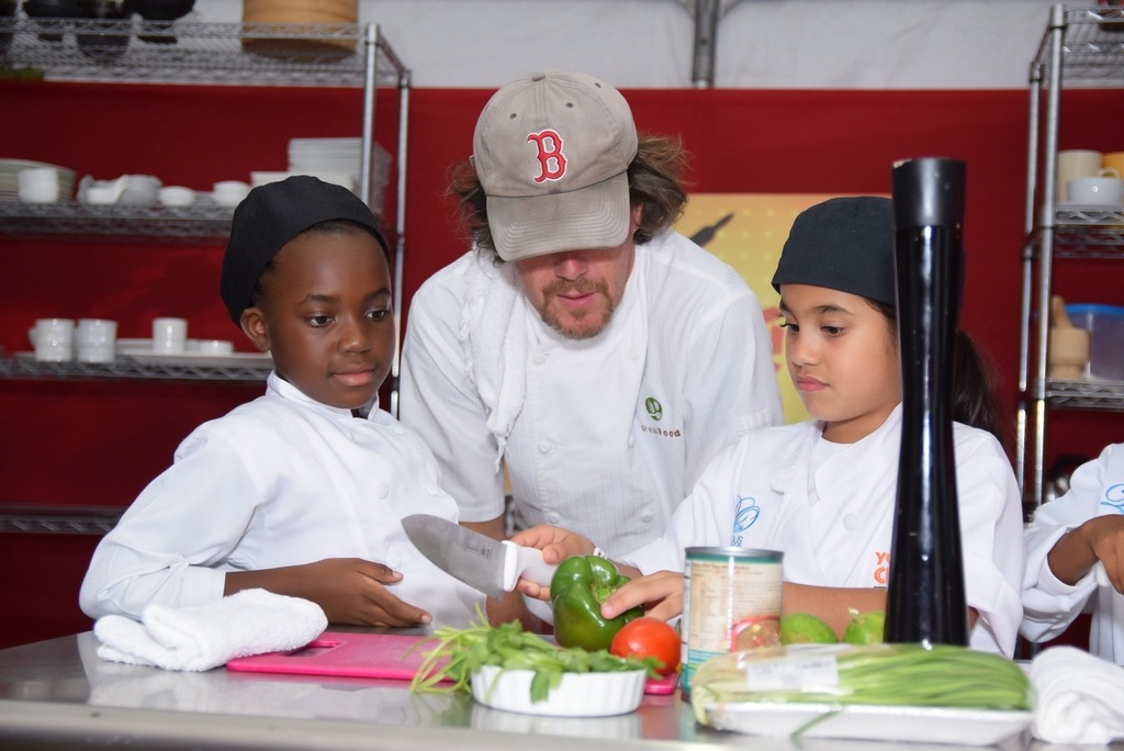 RealFood Gives Back