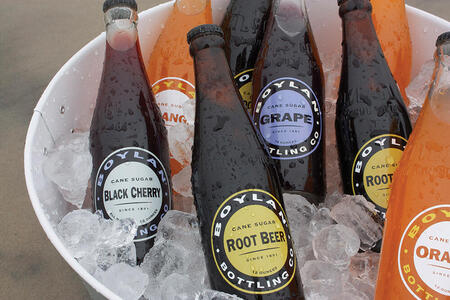 Craft Soda Pop Explosion