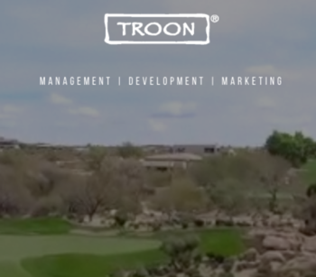 Troon Gold logo